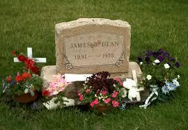 file james dean park cemetery fairmont jpg wikimedia commons