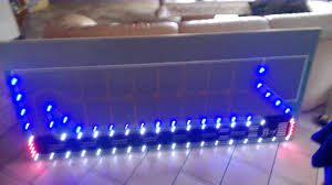 model airport runway lights home made model airport with lighting youtube