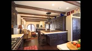 hamilton gray design spanish colonial kitchen tour youtube