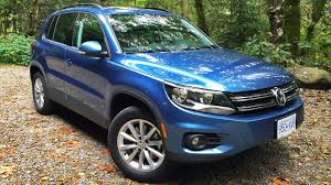 old blue volkswagen 2017 volkswagen tiguan wolfsburg edition 4motion test drive review