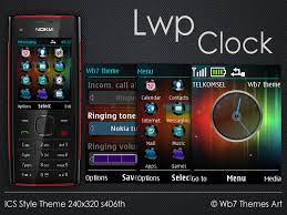 themes for nokia c2 touch and type nokia x2 00 theme lwp clock i free asha 206 themes nokia 207