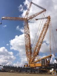810 1750 S by Liebherr Lr 1750 Bw 2005 Crane For Sale On Cranenetwork Com