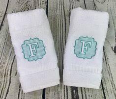 wedding gift towels monogrammed towel set monogrammed bath towels embroidered bath