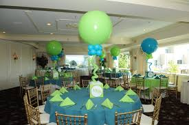 Photo Cubes Centerpieces by Mitzvah U0026 Party Balloon Centerpieces U0026 Theme Ideas Mazelmoments Com