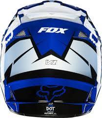 fox motocross apparel 159 95 fox racing v1 race helmet 194980