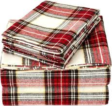 red flannel duvet cover plaid flannel duvet cover king