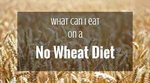 Wheat Free Diet What Can I Eat On A No Wheat Diet G I Gen