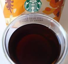 review starbucks thanksgiving blend