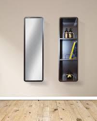 tall boy swivel bathroom cabinet benevola