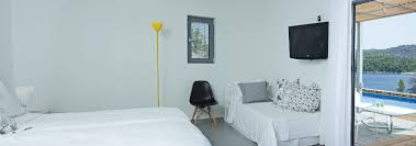 2 floor bed skopelos hotels two bedroom two level villa adrina resort spa