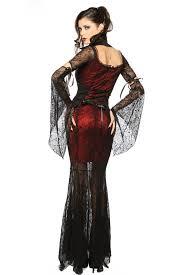 Girls Vampire Costume Halloween Aliexpress Buy Gothic Dress Costume Halloween Costume