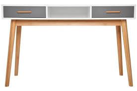 bureau blanc et gris bureau oaky blanc et gris bureau pas cher