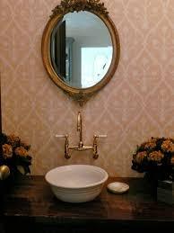 Pink Powder Room Powder Room Design Part One Velvet U0026 Linen