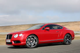 red bentley 2013 bentley continental gt v8 first drive autoblog
