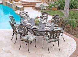 Patio Table Covers Oval by Rectangular Oval Patio Table Covers Marylouise Parker