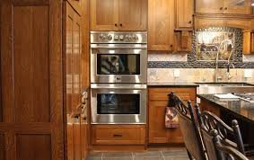 quarter sawn oak custom kitchen utica pa fairfield custom