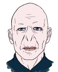 how to draw voldemort 5 steps with pictures wikihow