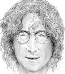drawings drawing of a young john lennon page 7959 art by