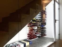 glass enclosed wine cellars u2013 stact wine racks