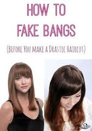 tricks to get the hairstyle you want in acnl how to create faux bangs with only two bobbypins video by loepsie