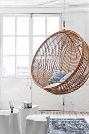 siege oeuf fauteuil suspendu balancelle déco design et cocooning