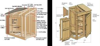cheap shed plans good for a diy project project diy