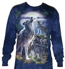 3 Wolf Moon Meme - wolf shirt ebay