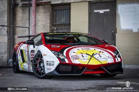 lamborghini wraps boost wow factor ki studios