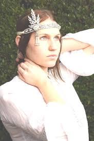 great gatsby hair accessories gatsby headpiece great gatsby headband gatsby jewelry flapper