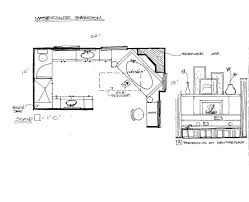 small master bathroom floor plans best plan adapter pour le