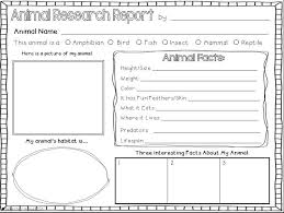 animal report template animal report template lemonade in second grade animal