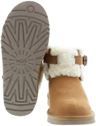 ugg s jocelin boot ugg jocelin fur ankle boots in chestnut in chestnut