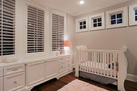 Traditional Interior Shutters Square Window Nursery Traditional With Plantation Shutters Wooden