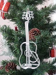 metal wire gift handmade guitar acoustic