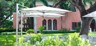 11 Parasol Cantilever Umbrella Sunbrella Fabric by Single Cantilever Bay Master Aluminum Umbrellas U0026 Parasols Tuuci
