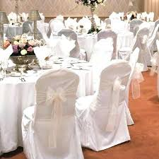 chair cover ideas chiffon chair covers cynna