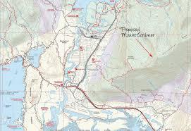 Juno Alaska Map by A Mountain For Jon Scribner Juneau Empire Alaska U0027s Capital