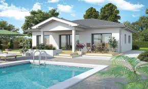 bungalow house design in the philippines with floor plan ideasidea