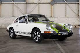 1969 porsche 911t pendine historic cars