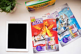 creativity technology with crayola color alive u2014 all for the boys