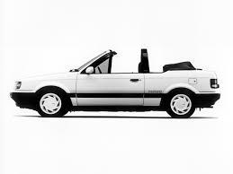 mazda familia mazda familia turbo cabriolet u002701 1985 u201389