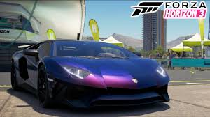 who made the lamborghini aventador forza horizon 3 lamborghini aventador best car made