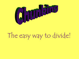 chunking powerpoint by danielleb teaching resources tes