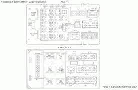 hyundai santa fe fuse diagram hyundai santa fe 2004 2006 fuse box diagram auto genius