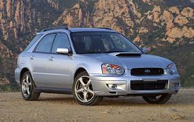 subaru rsti wagon 2005 subaru impreza information and photos zombiedrive