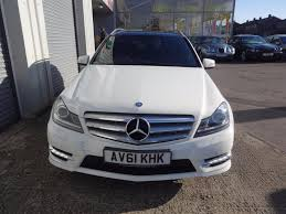 used mercedes for sale used 2011 mercedes benz c class c220 cdi blueefficiency sport