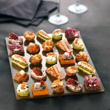 rye bread canapes central foods product results