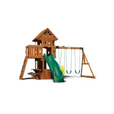 backyard discovery woodland cedar swingset sam u0027s club