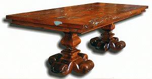 inlaid dining table and chairs inlayed mesquite furniture dining tables end coffee tables