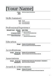 resume musical theatre resume template word simple resumes